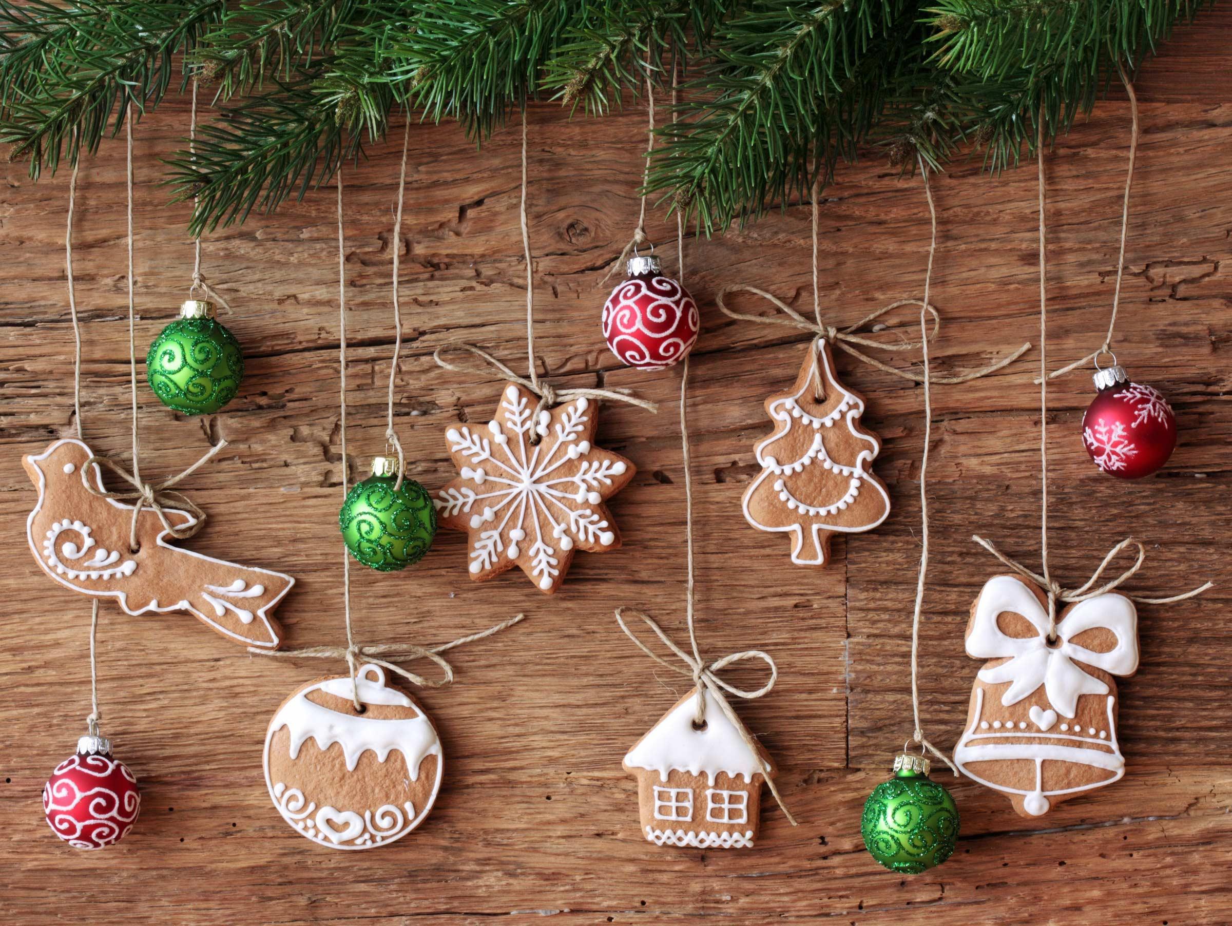 Background: Weihnachten