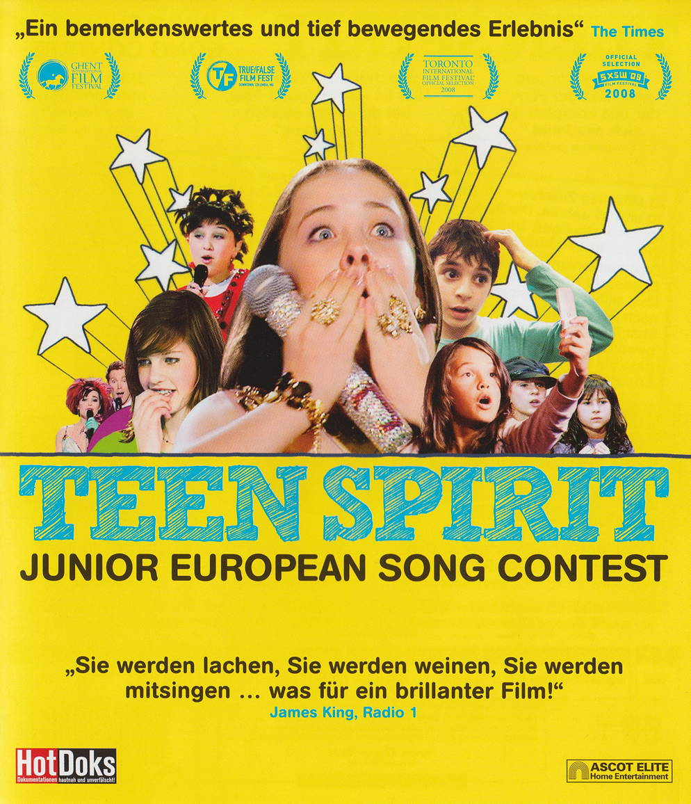Teen Spirit - Junior European Song Contest (OmU)