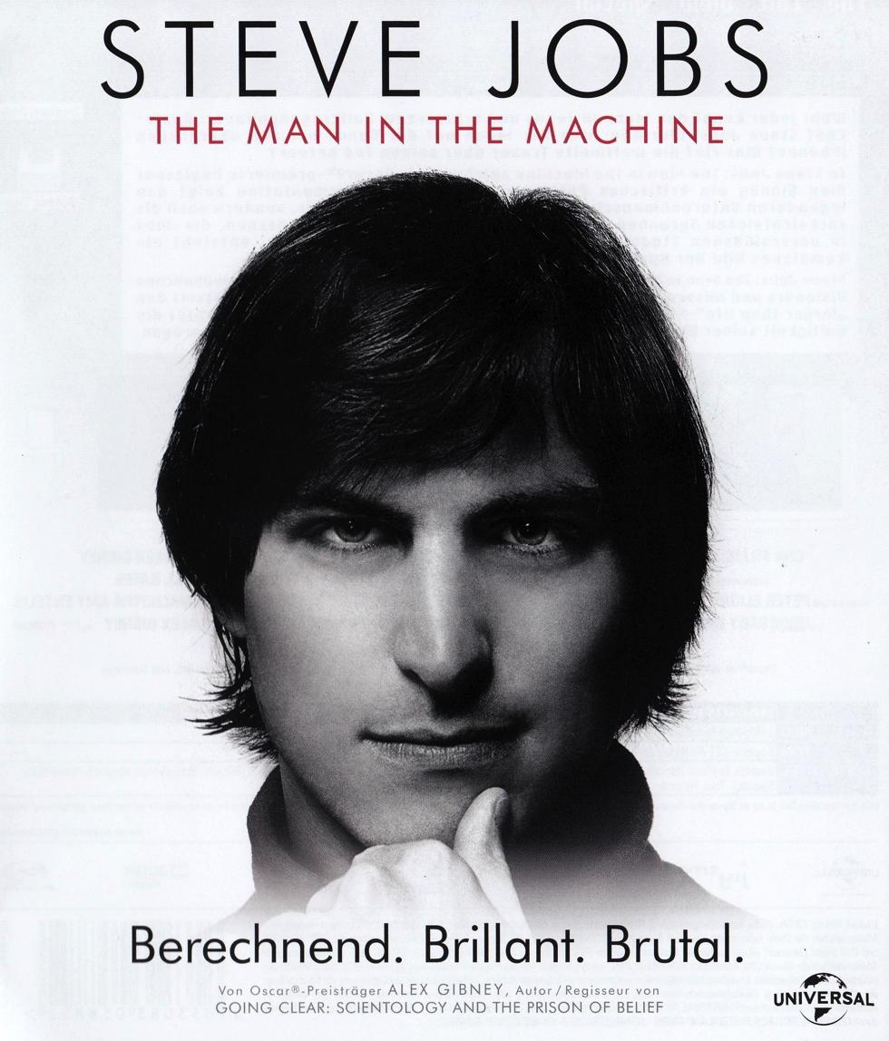 Steve Jobs - The Man in the Machine (OmU)