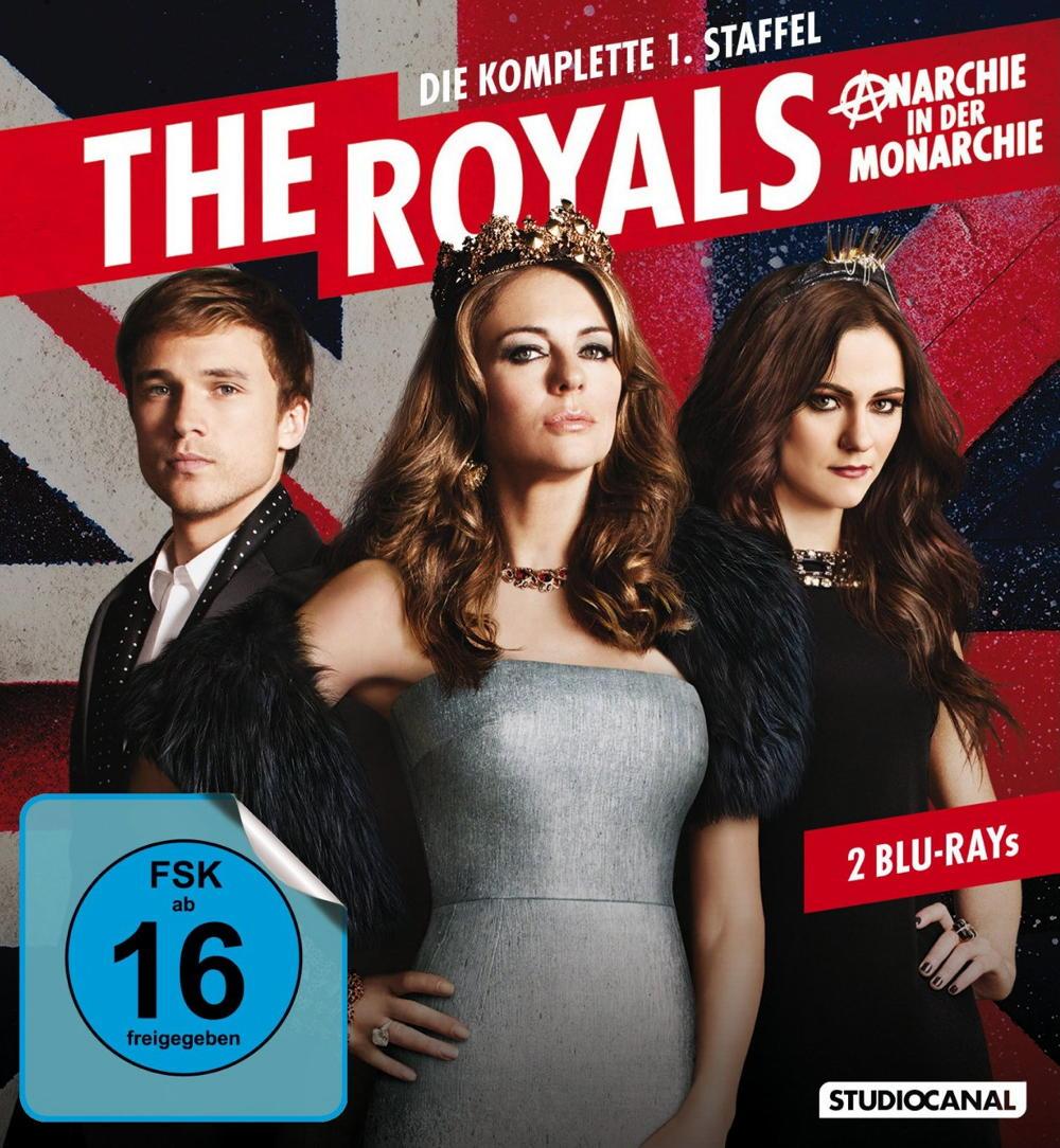 film the royals staffel 1 auf dvd oder blu ray kaufen. Black Bedroom Furniture Sets. Home Design Ideas