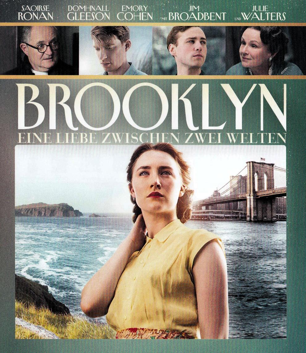 Brooklyn Eine Liebe Zwischen Zwei Welten Trailer