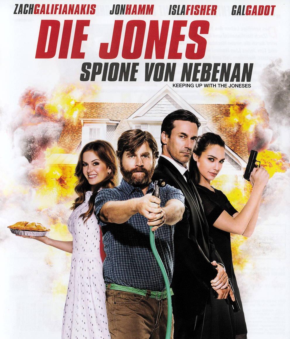 Die Jones - Spione von nebenan