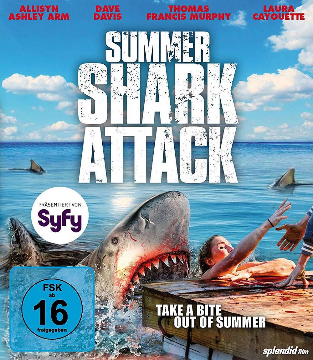 film summer shark attack auf dvd oder blu ray kaufen moviesale die online videothek der schweiz. Black Bedroom Furniture Sets. Home Design Ideas