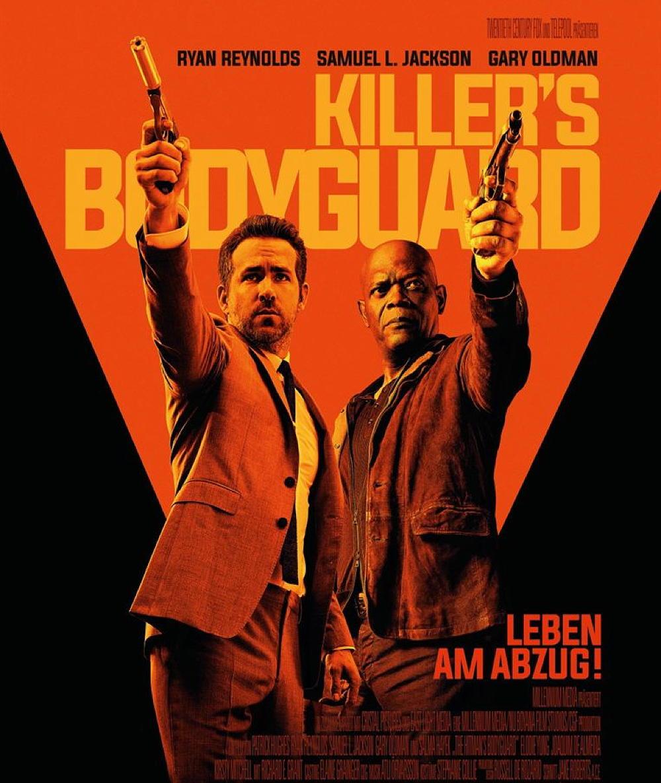film killer 39 s bodyguard auf dvd oder blu ray kaufen. Black Bedroom Furniture Sets. Home Design Ideas
