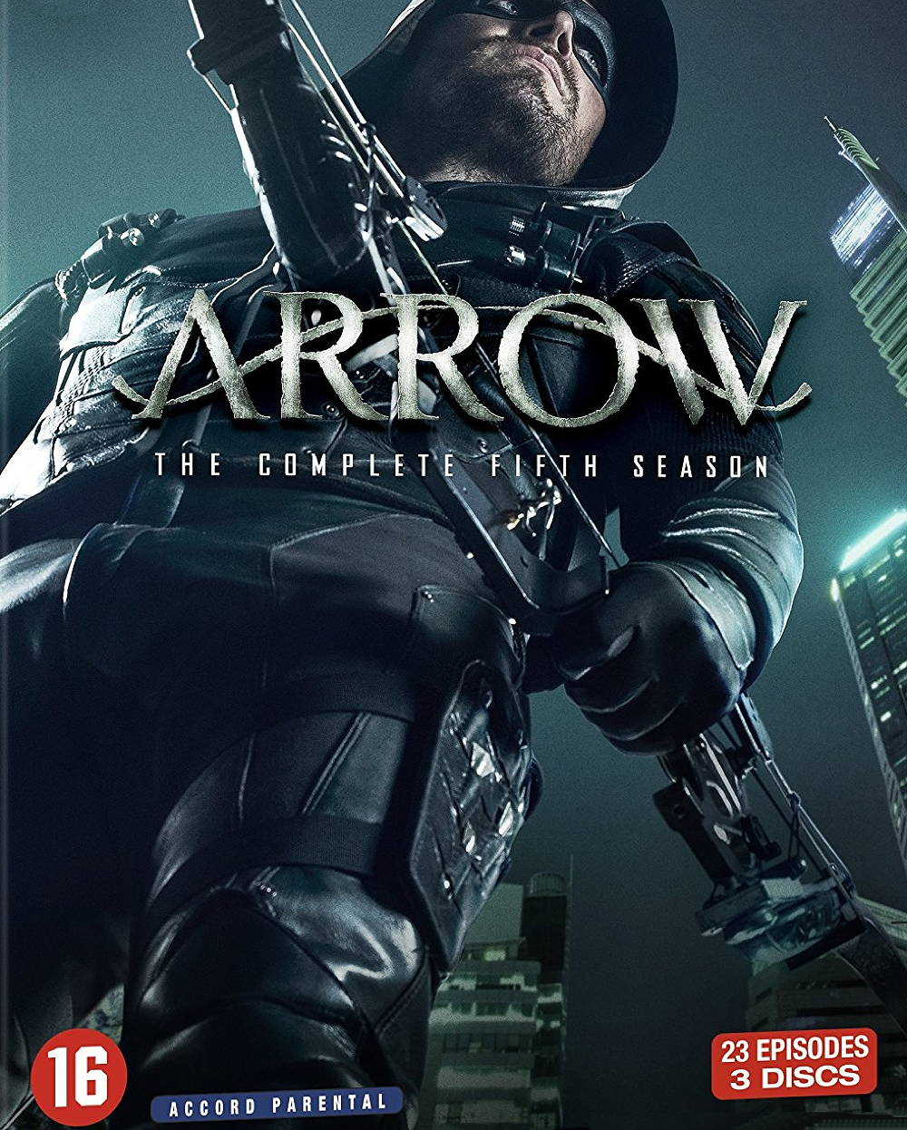 Arrow - Staffel 5
