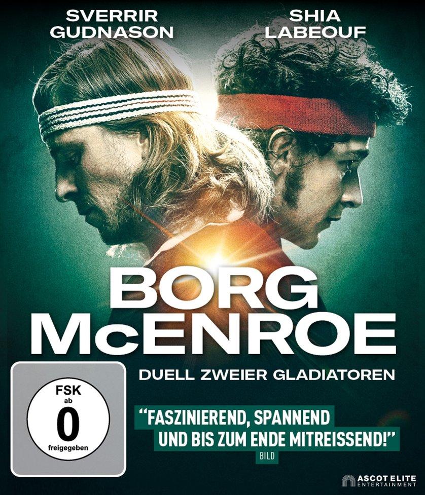 Borg/McEnroe - Duell zweier Gladiatoren