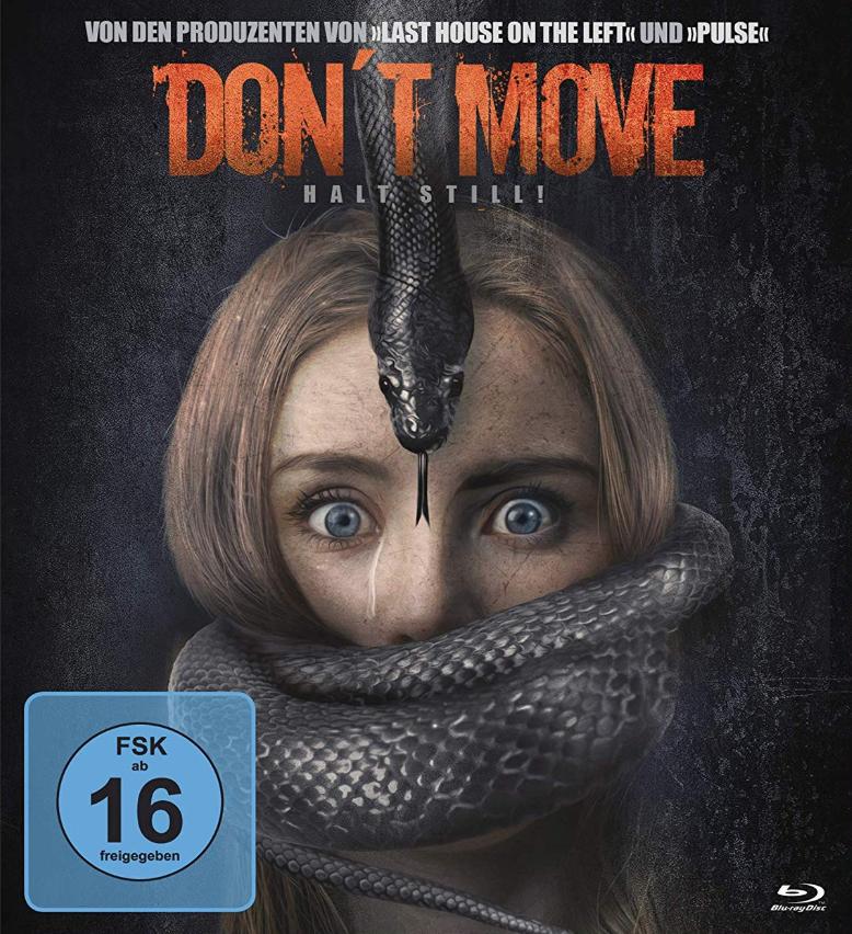 Don't Move - Halt still!