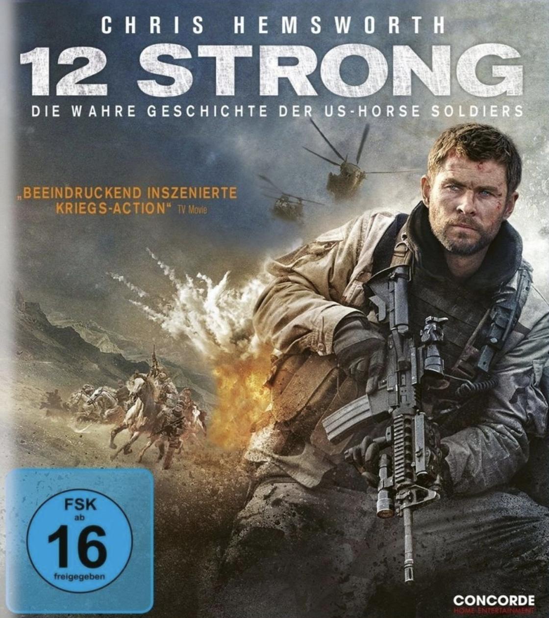 12 Strong – Die wahre Geschichte der US-Horse Soldiers