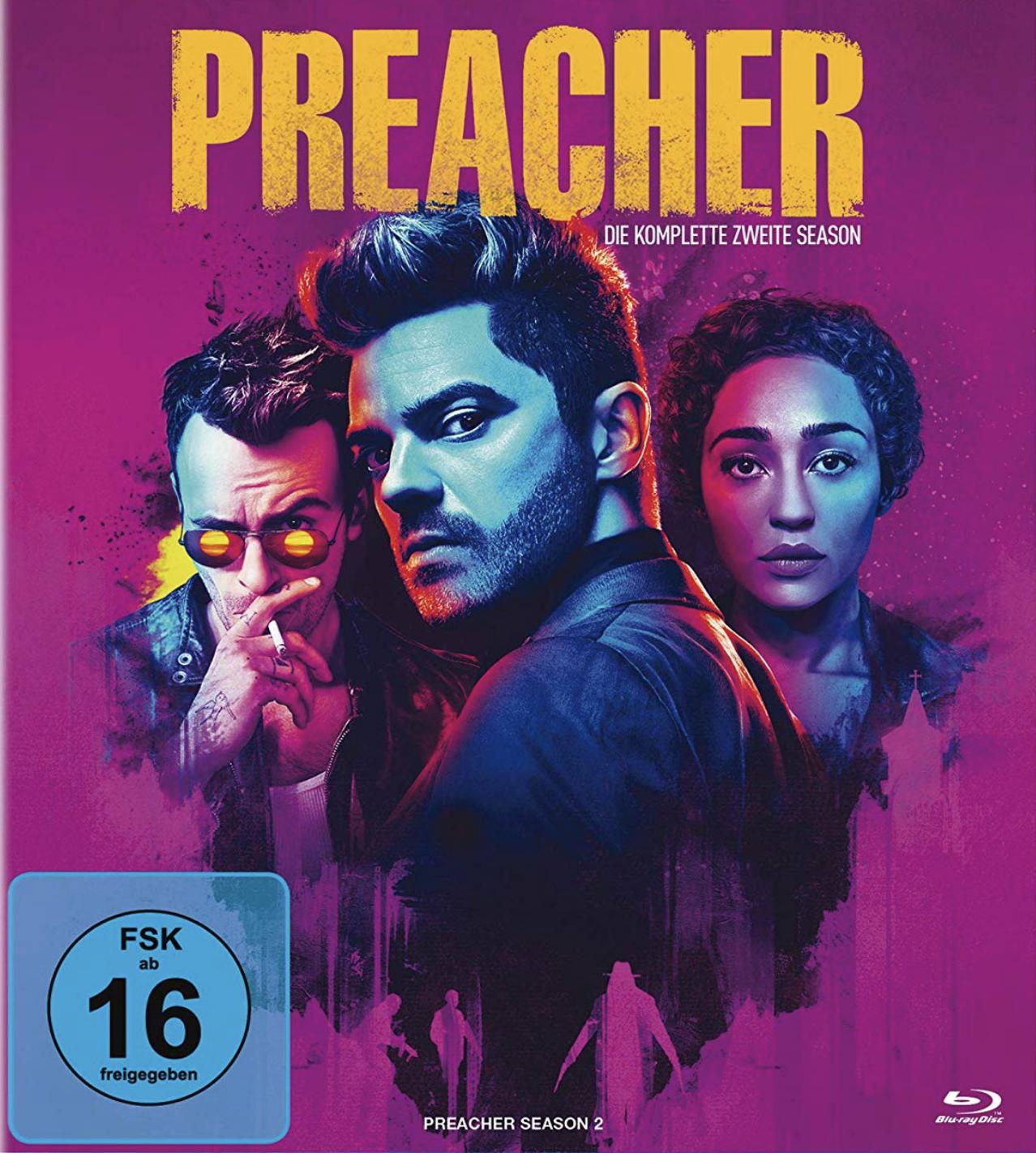 Preacher - Staffel 2