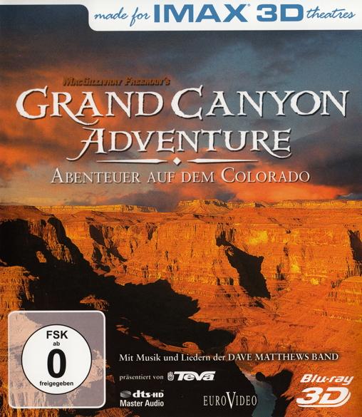 IMAX - Grand Canyon Adventure - Abenteuer auf dem Colorado