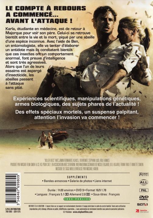 Film Die Bienen Tödliche Bedrohung Auf Dvd Oder Blu Ray Kaufen