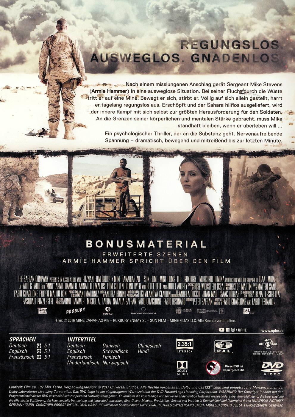 film berleben ein soldat k mpft niemals allein auf dvd oder blu ray kaufen moviesale die. Black Bedroom Furniture Sets. Home Design Ideas