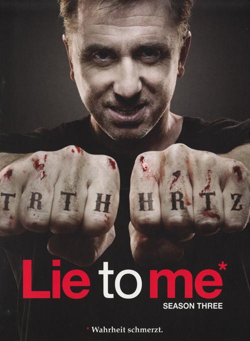 Film Lie To Me Staffel 3 Auf Dvd Oder Blu Ray Kaufen Moviesale
