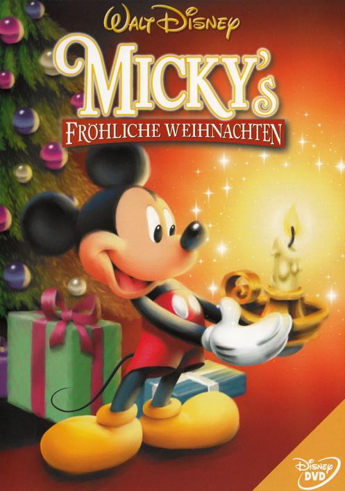 Frohe Weihnachten Film.Film Mickys Fröhliche Weihnachten Auf Dvd Oder Blu Ray Kaufen