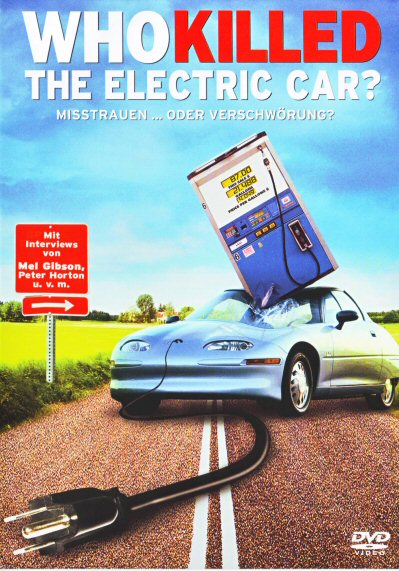 Who Killed the Electric Car? (OmU)