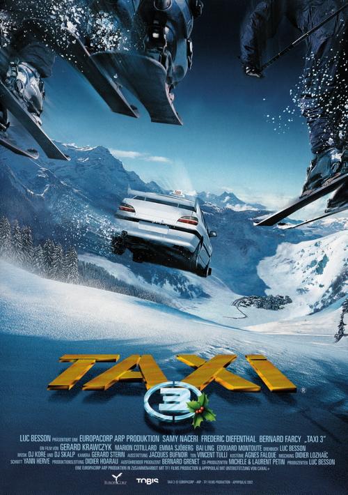 Taxi 3 Ganzer Film Deutsch