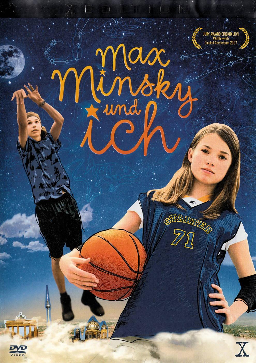 various colors ca56d 64c45 Film Max Minsky und ich auf DVD oder Blu-ray kaufen | Kinder ...
