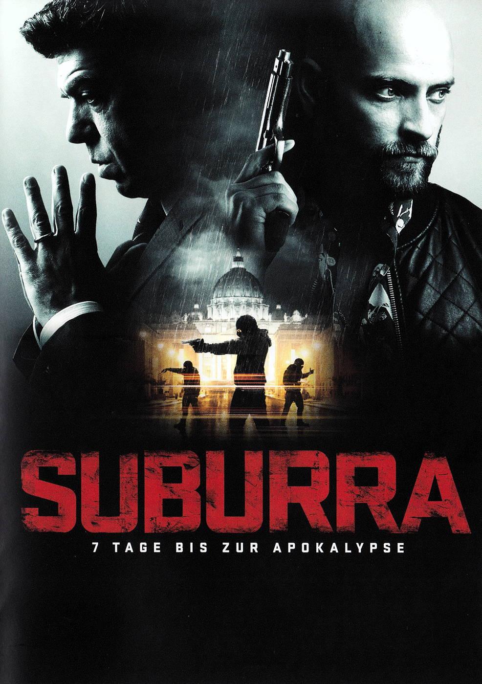 film suburra 7 tage bis zur apokalypse auf dvd oder blu. Black Bedroom Furniture Sets. Home Design Ideas