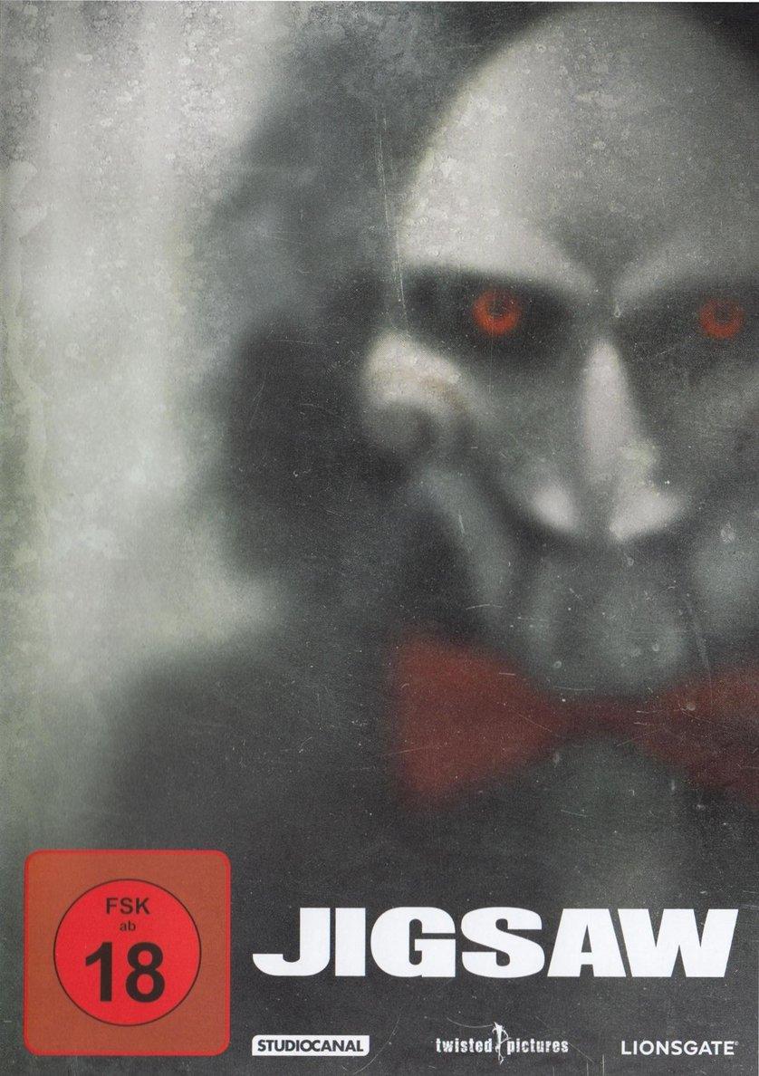 Saw 8 - Jigsaw (Neu & OVP)