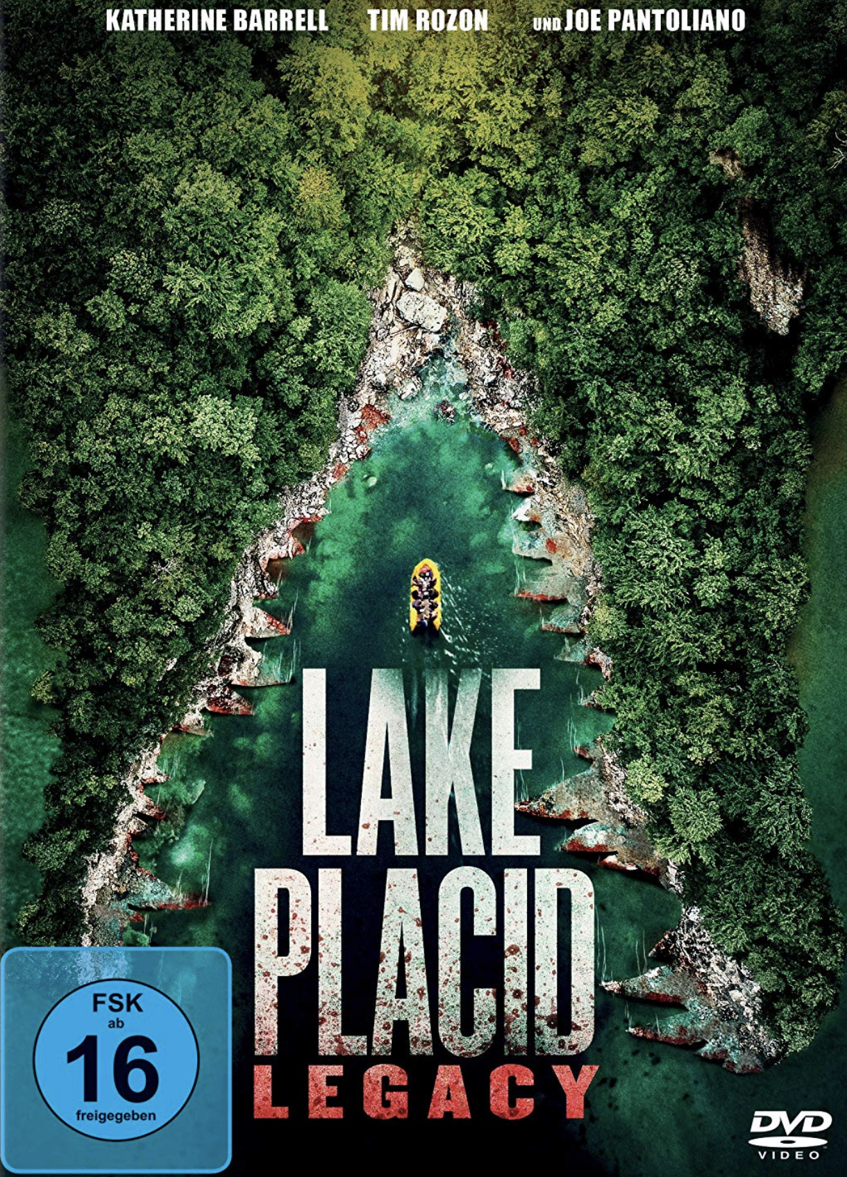 Lake Placid 5 - Legacy