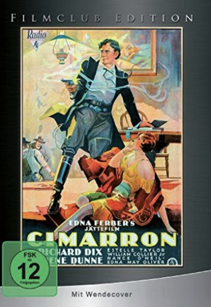 Cimarron (Neu und Originalverpackt)