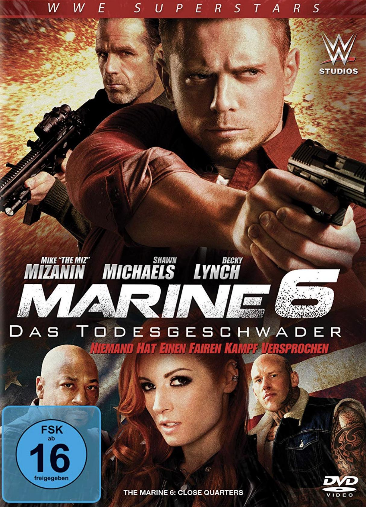 Marine 6 - Das Todesgeschwader