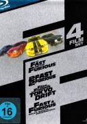 Fast & Furious 1-4