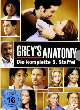 Grey's Anatomy - Staffel 5