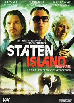 Staten Island New York - Es gibt kein perfektes Verbrechen