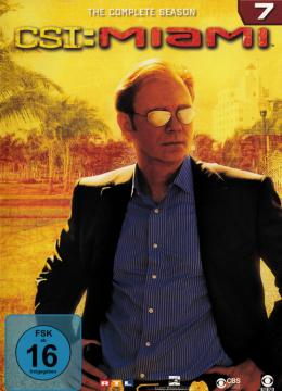 CSI: Miami - Staffel 7