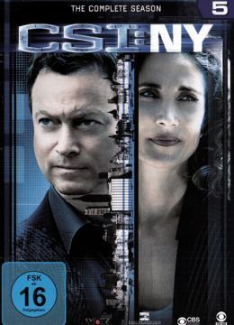 CSI: NY - Staffel 5