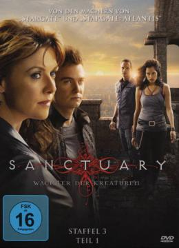 Sanctuary - Staffel 3