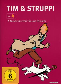 Die Abenteuer von Tim & Struppi #4