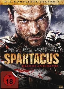 Spartacus - Blood and Sand - Staffel 1