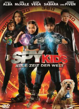 Spy Kids 4 - Alle Zeit der Welt
