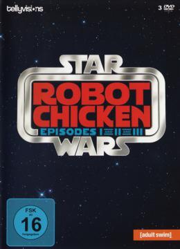 Star Wars - Robot Chicken