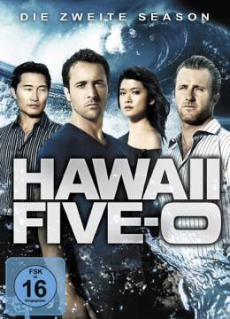 Hawaii Five-0 - Staffel 2