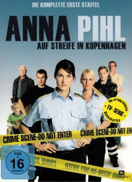 Anna Pihl - Auf Streife in Kopenhagen - Staffel 1