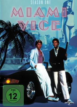 Miami Vice - Staffel 1