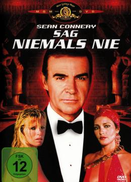 James Bond 007 - Sag niemals nie