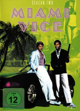 Miami Vice - Staffel 2