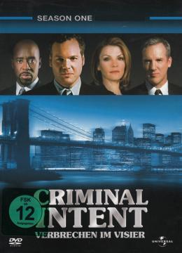 Criminal Intent - Verbrechen im Visier - Staffel 1.1