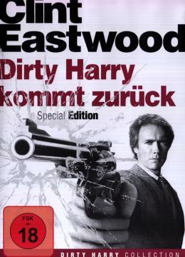 Dirty Harry 4 - Dirty Harry kommt zurück