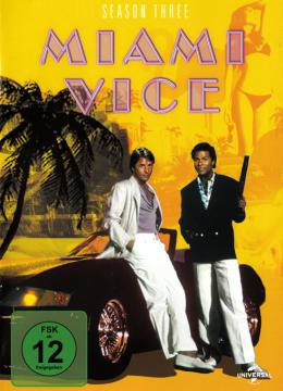 Miami Vice - Staffel 3