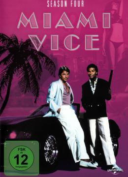 Miami Vice - Staffel 4