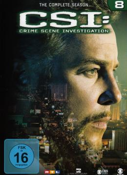 CSI: Las Vegas - Staffel 8