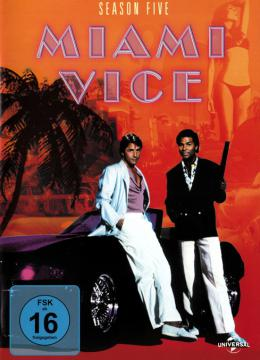 Miami Vice - Staffel 5