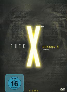 Akte X - Staffel 5