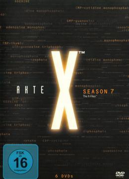 Akte X - Staffel 7