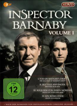 Inspector Barnaby - Staffel 1